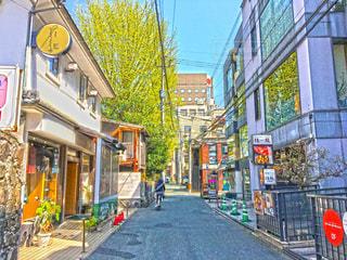 熊本市、長安寺通りの写真・画像素材[2240404]