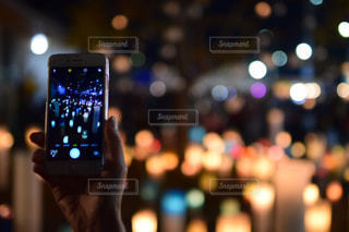 灯りの写真・画像素材[2022862]