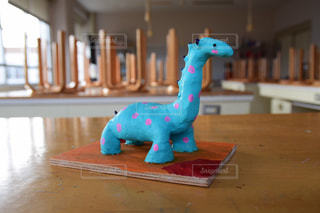 水玉恐竜の写真・画像素材[2055954]