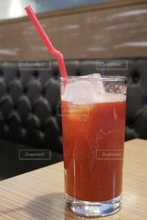 トマトジュースの写真・画像素材[2792057]