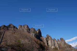 妙義山の写真・画像素材[2842142]