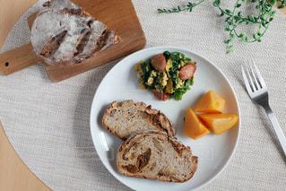 美味しい朝ごパンの写真・画像素材[2861757]