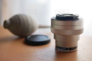 レンズ交換の写真・画像素材[2936568]
