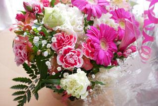 花のクローズアップの写真・画像素材[3077082]