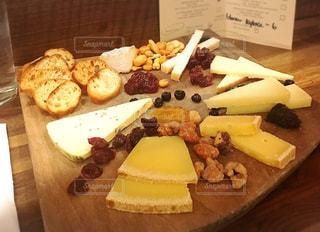 チーズプレートの写真・画像素材[1967910]