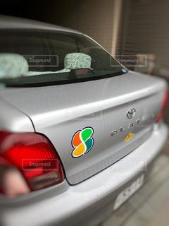 車の写真・画像素材[2073686]
