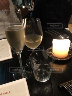 ワインとシャンパンの写真・画像素材[2800984]
