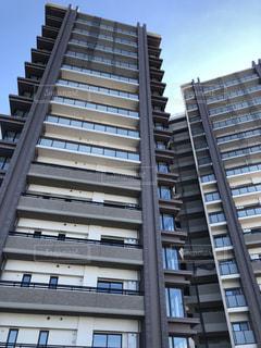 都会の高い建物の写真・画像素材[2830845]