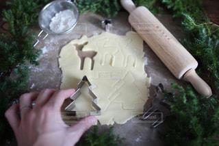 手作りクッキーの写真・画像素材[2071991]