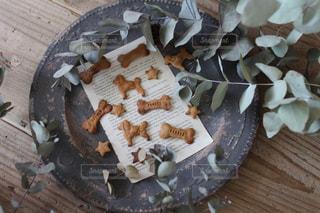 犬用クッキーの写真・画像素材[2090426]