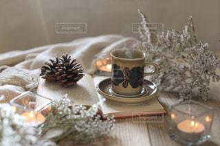 コーヒータイムの写真・画像素材[2584152]