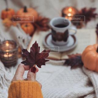 Coffee timeの写真・画像素材[2638674]
