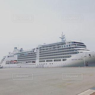 豪華客船クルーザー シルバーミューズ号の写真・画像素材[2107965]