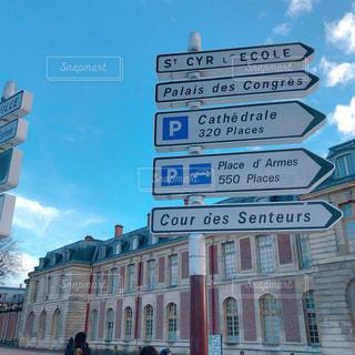 パリの一枚の写真・画像素材[2003172]