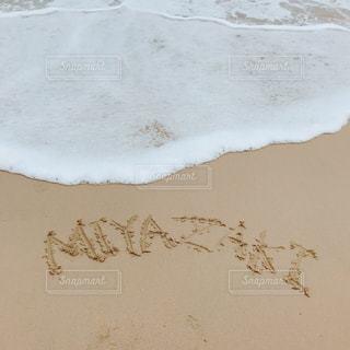 ビーチ上の宮崎の写真・画像素材[1903868]