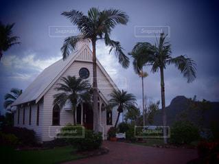 不気味な教会の写真・画像素材[1904729]