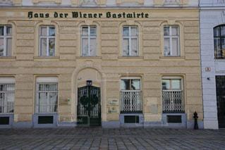 ウィーンの建物の写真・画像素材[2015892]