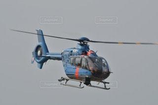 ヘリコプターの写真・画像素材[71750]