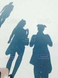 影の写真・画像素材[1913459]