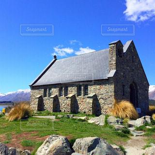 ニュージーランドの教会の写真・画像素材[1925823]