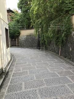 京都の可愛い路地の写真・画像素材[1949211]