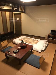 旅館の和室の写真・画像素材[759013]