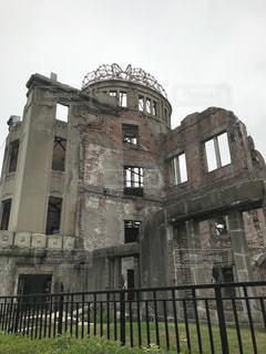 広島原爆ドームの写真・画像素材[759081]