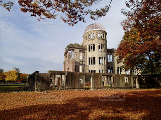 広島原爆ドームの写真・画像素材[1652657]