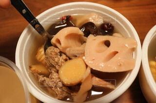 薬膳スープの写真・画像素材[4042139]