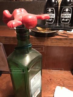 ボトルの写真・画像素材[2010450]