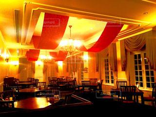 洋風レストランの雰囲気の写真・画像素材[1889623]
