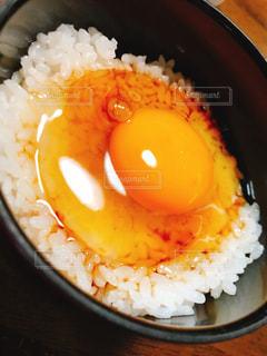 卵かけご飯の写真・画像素材[1894783]