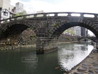 眼鏡橋の写真・画像素材[1902618]
