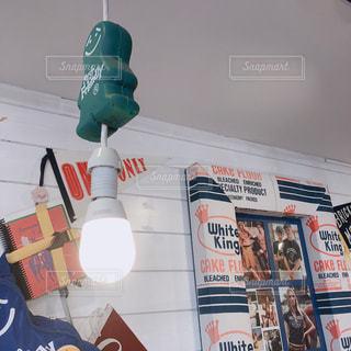 オシャレな照明の写真・画像素材[2285851]