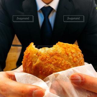 美味しいカレーパンの写真・画像素材[3090150]