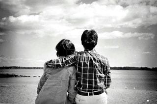 夫婦の写真・画像素材[1895338]