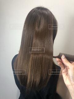 髪の写真・画像素材[2766012]
