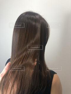 艶髪の写真・画像素材[2766013]