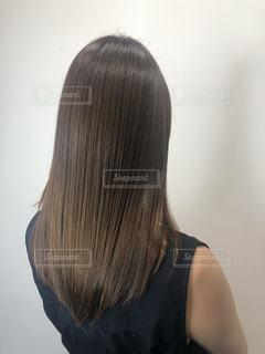 髪の写真・画像素材[2766014]