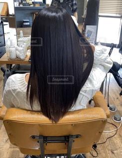 美髪の写真・画像素材[3128982]