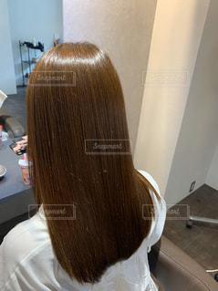 髪型の写真・画像素材[3248908]