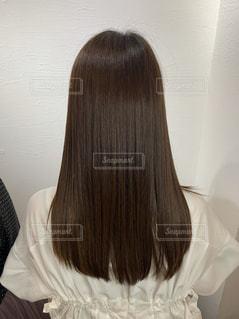 美髪の写真・画像素材[3248909]