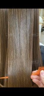 ツヤ髪の写真・画像素材[3248918]