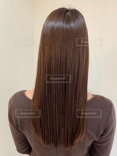 髪の写真・画像素材[4086567]