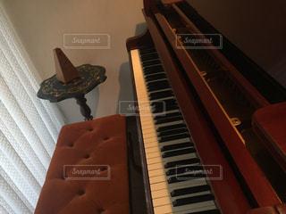ピアノのある暮らしの写真・画像素材[1904085]