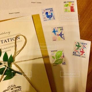 手紙の写真・画像素材[2167607]