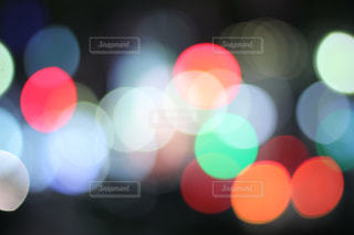 玉ボケの写真・画像素材[2060327]