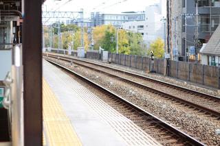 駅のホームの写真・画像素材[2087540]
