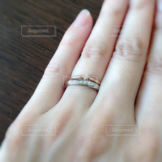 結婚指輪の写真・画像素材[2353034]
