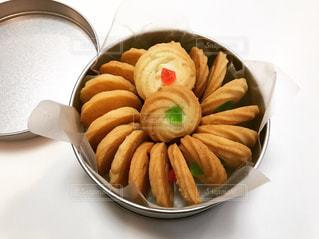 クッキー缶の写真・画像素材[1948578]